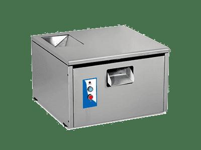 Besteckpoliermaschinen
