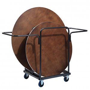 Transportwagen für Gastro Möbel