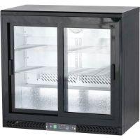 Bar Display Cooler GT53UB 202 Liter zwei Schiebetüren g21381 kaufen