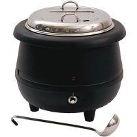 Elektrischer Suppentopf 10 L inkl. Suppenschöpfer  kaufen