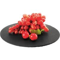 Fingerfood-Schieferplatte rund Ø 330 mm  kaufen