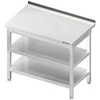 Stalgast Arbeitstisch mit Grundboden & Zwischenboden g27952 kaufen
