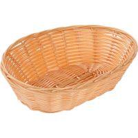 Brot- und Obstkorb oval Polypropylen 230 x 150 x 65 mm  kaufen