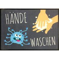 """Hinweismatte / Schmutzfangmatte """"Hände waschen"""" g44130 kaufen"""