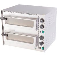 Elektro Pizzaofen FP-68R 2 Backkammern  kaufen