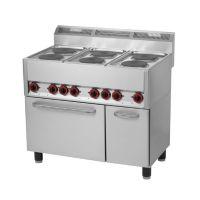 Elektroherd 6 Kochfelder mit Heißluftofen g13222 kaufen