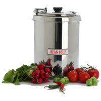 beheizbarer Suppentopf Edelstahl 5,7 Liter  kaufen