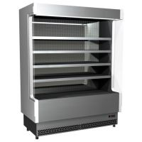 Kühlregal MEAT 80 Edelstahl für abgepacktes Fleisch 125  kaufen