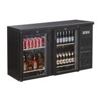 Flaschenkühltisch schwarz 349.5 L g14527 kaufen