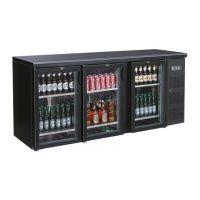 Flaschenkühltisch schwarz 540 L g14528 kaufen