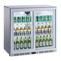 Flaschenkühler LG-208S silber 208 L g14832 kaufen