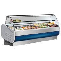 Kühltheke Maister mit gebogenem Hartglas g15637 kaufen