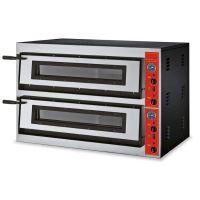 Elektro Pizzaofen Edelstahl E66/60/AVT für 12 Pizzen Ø 300 mm  kaufen