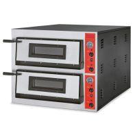 Elektro Pizzaofen Edelstahl E66/AVT für 12 Pizzen Ø 300 mm  kaufen