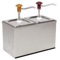 GN Edelstahl Pumpspender 2x 2-3 Liter  kaufen