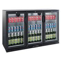 Flaschenkühler LG-330H schwarz 330 L g14839 kaufen