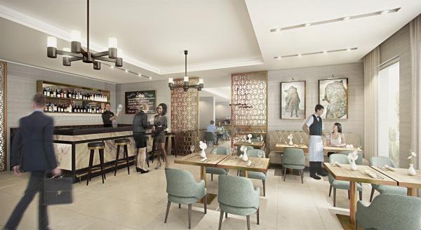 Perfekte Lichtverhältnisse in der Restaurantküche - darauf kommt es an!